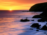 Pacific Sunset, Gaviota State Park, California